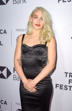 JEMIMA KIRKE at Untogether Premiere at Tribeca Film Festival in New York 04/23/2018