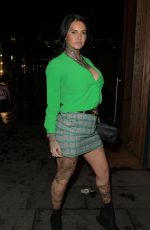 JEMMA LUCY Night Out in Manchester 04/15/2018