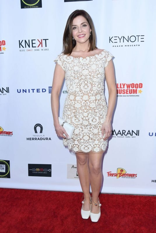 JEN LILLEY at 2018 Daytime Emmy Awards Nominee Reception in Hollywood 04/25/2018