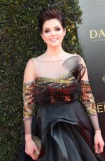 JEN LILLEY at Daytime Emmy Awards 2018 in Los Angeles 04/29/2018