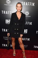 JENA FRUMES at Traffik Premiere in Los Angeles 04/19/2018