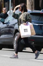 JENNA DEWAN Arrives at a Yoga Class in Studio City 04/02/2018