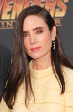 JENNIFER CONNELLY at Avengers: Infinity War Premiere in Los Angeles 04/23/2018