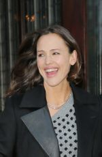 JENNIFER GARNER Out and About in New York 04/11/2018