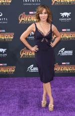 JENNIFER GREY at Avengers: Infinity War Premiere in Los Angeles 04/23/2018