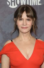 JENNIFER JASON LEIGH at Patrick Melrose Premiere in Los Angeles 04/25/2018