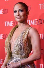 JENNIFER LOPEZ at 2018 Time 100 Gala in New York 04/24/2018