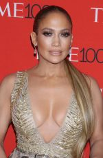 JENNIFER LOPEZ at Time 100 Most Influential People 2018 Gala in New York 04/24/2018