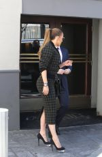 JENNIFER LOPEZ Out and About in Beverly Hills 04/16/2018