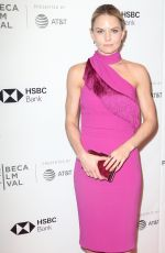 JENNIFER MORRISON at Back Roads Premiere at Tribeca Film Festival in New York 04/20/2018