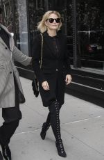 JENNIFER MORRISON Out and About in New York 04/17/2018