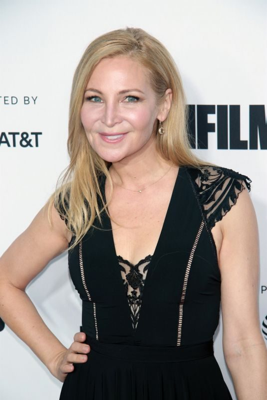 JENNIFER WESTFELDT at Love, Gilda Premiere at Tribeca Film Festival in New York 04/18/2018