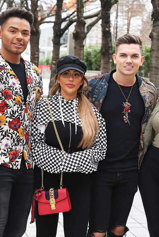 JERSEY SHORE: Family Vacation Press Day in London 04/03/2018