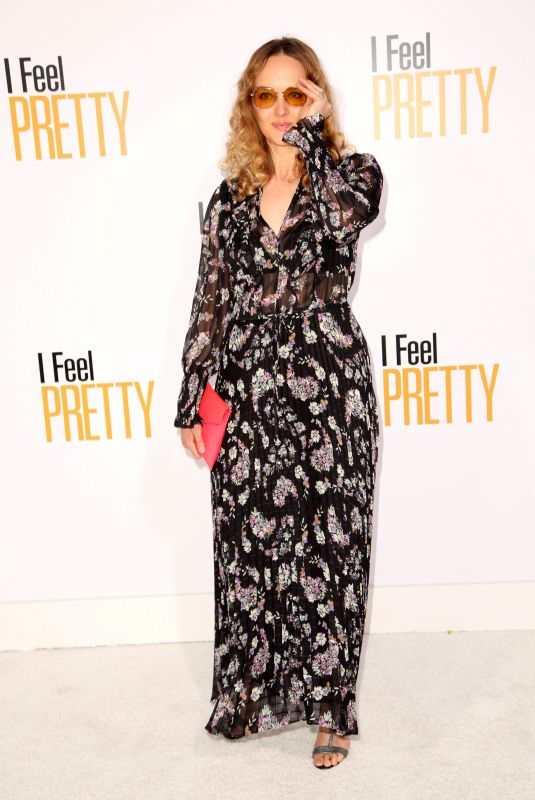 JESS WEIXLER at I Feel Pretty Premiere in Los Angeles 04/17/2018