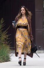 JESSICA ALBA Out in Los Angeles 04/23/2018