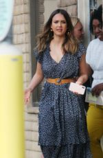 JESSICA ALBA Out in Santa Monica 04/21/2018