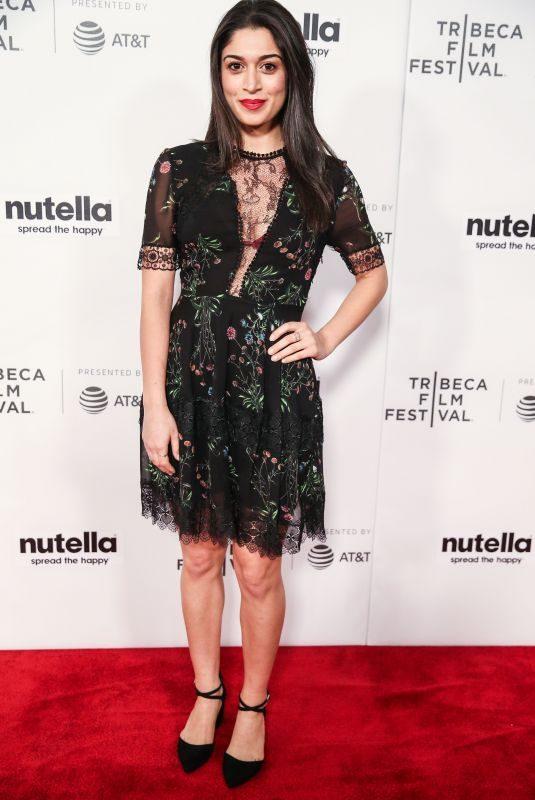 JESSICA DAMOUNI at Shorts Program at Tribeca Film Festival 04/19/2018