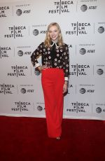 JESSICA FLAUM at The Tale Premiere at Tribeca Film Festival 04/27/2018