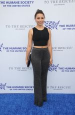 JESSICA PARKER KENNEDY at Humane Society of the United States
