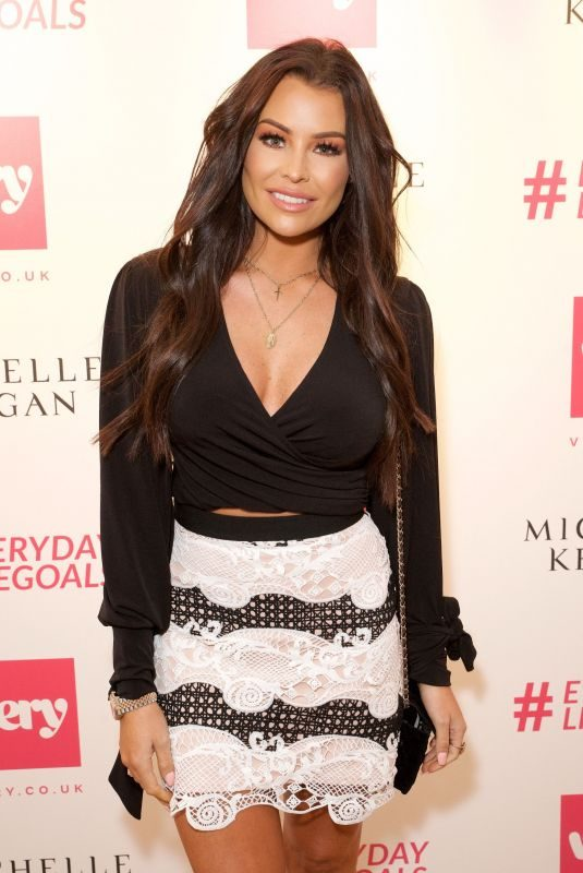 JESSICA WRIGHT at Michelle Leegan Launches Her very.co.uk Summer Collection in London 04/24/2018