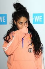 JESSIE REYEZ at WE Day California in Los Angeles 04/19/2018