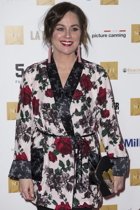 JILL HALFPENNY at 1st Newcastle International Film Festival 04/01/2018