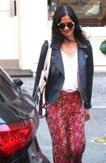 JILL HENNESSY Out and About in New York 04/23/2018
