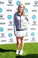 JILLIAN CARDARELLI at Academy of Country Music Presents Lifting Lives Topgolf Tee-off in Las Vegas 04/14/2018