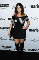JILLIAN ROSE REED at Marie Claire Fresh Faces Party in Los Angeles 04/27/2018