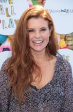 JOANNA GARCIA at We All Play Fundraiser in Los Angeles 04/28/2018