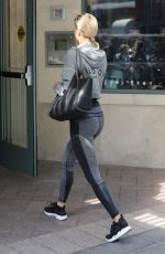 JOANNA KRUPA Arrives at a Gym in Beverly Hills 04/12/2018