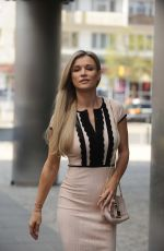 JOANNA KRUPA Out and About in Warsaw 04/15/2018