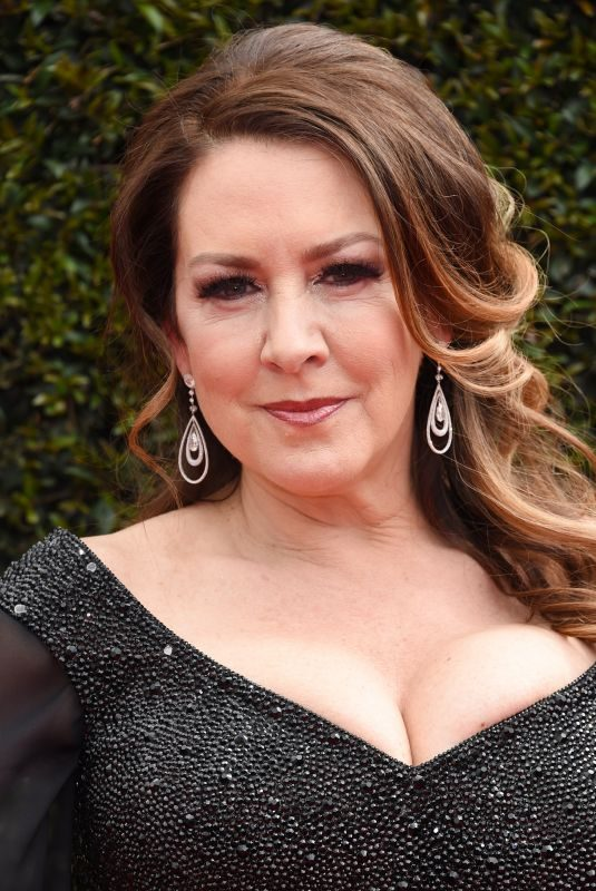 JOELY FISHER at Daytime Emmy Awards 2018 in Los Angeles 04/29/2018