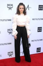 JOEY KING at Daily Front Row Fashion Awards in Los Angeles 04/08/2018