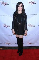 JULIA GALLAGHER at Rage Room Premiere in Los Angeles 04/04/2018