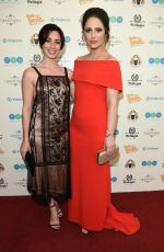 JULIA GOULDING and NIOLA THORP at Once Upon a Smile Grand Ball in Manchester 04/21/2018