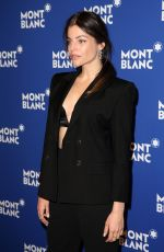 JULIA RESTOIN at Montblanc Celebrates 75th Anniversary of Le Petit Prince in New York 04/04/2018