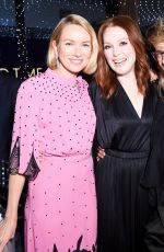 JULIANNE MOORE at 2018 TriBeCa Ball in New York 04/09/2018
