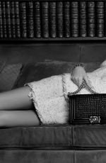 KAIA GERBER by Karl Lagerfeld for Chanel Handbags