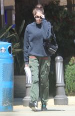 KAIA GERBER Out and About in Malibu 04/19/2018