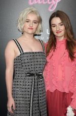 KAITLYN and MADI DEVER at Tully Premiere in Los Angeles 04/18/2018