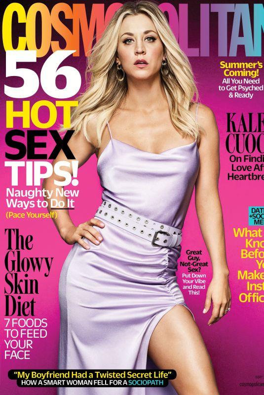 KALEY CUOCO for Cosmopolitan Magazine, 2018