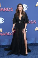 KAREN FAIRCHALD at 2018 ACM Awards in Las Vegas 04/15/2018