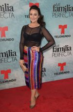 KARLA MONROIG at My Perfect Family Screening in Miami 04/05/2018