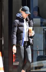 KARLIE KLOSS at a Cryotherapy Spa in New York 04/08/2018