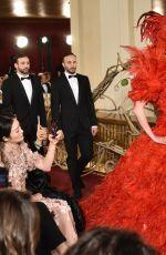 KARLIE KLOSS at Dolce & Gabbana Alta Moda Fashion Show in New York 04/08/2018