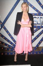 KARLIE KLOSS at Swarovski Times Square Store Party in New York 04/12/2018