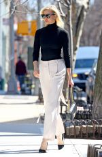 KARLIE KLOSS Out in New York 04/05/2018