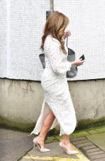 KARREN BRADY Arrives at ITV Studio in London 04/03/2018