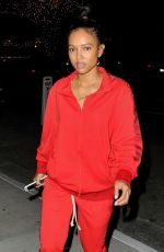KARRUECHE TRAN Night Out in West Hollywood 04/06/2018
